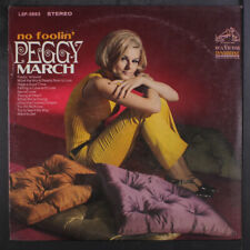 PEGGY MARCH: No Foolin' LP Sealed (sm hole in shrink) Oldies