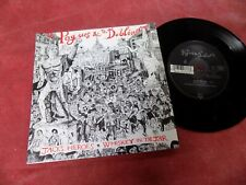 """THE POGUES & THE DUBLINERS Jack's heroes 7""""  NEW WAVE EX"""