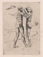 Kenneth Hayes Miller Etching Lot 282