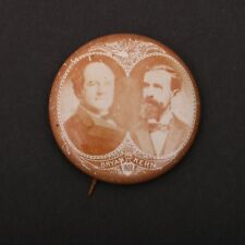 Bryan And Kern 1908 Political Campaign Button Reproduction Pin