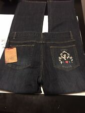 Disney Store Snow White Womens Size 10 Jeans 32x32 New With Tags