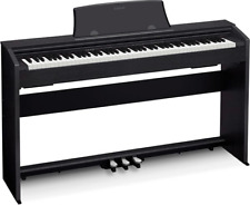 Casio Privia PX-770 Digital Piano Keyboard 88-Key PX770 BK (Black)