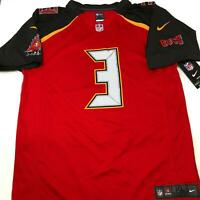 Tampa Bay Buccaneers Jameis Winston Nike Red Jersey Youth 18/20 X-Large