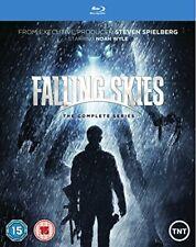 Falling Skies - Season 1-5 [Blu-ray] [2016] [Region Free] [DVD][Region 2]