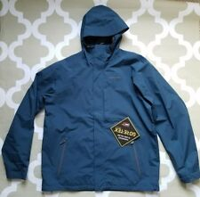 NWT MARMOT Wayfarer Gore-tex GTX Minimalist Jacket Teal Blue size XXL 2XL $285