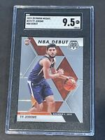 2019 Panini Mosaic NBA Debut SGC 9.5 Ty Jerome  RC Rookie