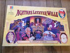 Agathas letzter Wille - MB Spiele Brettspiel Das mörderisch gute Spiel ums Erbe
