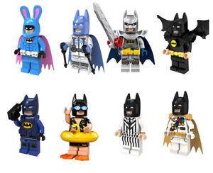 Marvel Batman Toy Building Block Present Super Heroes New 2019 Kids Character