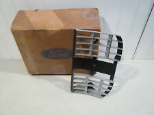 NOS 1969 FORD GALAXIE 500 XL, LTD LH OUTER GRILLE SECTION....NEW IN BOX