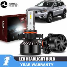 H16 5202 160W CSP LED Fog Light Bulb Driving Lamp HID 12000LM 6000K Xenon KDW