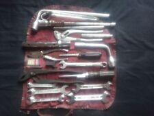 Kit de herramientas Mercedes Ponton Pagoda de w113 w108 w109 w111 220Se w123 w124 w126 w107 SL