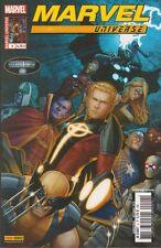MARVEL UNIVERSE  N°4 Marvel France 2ème série Panini comics