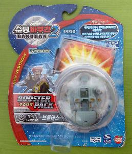 BAKUGAN BATTLE BRAWLERS : Booster Pack Brontes BO-10 Luminoz (Korea Ver.)
