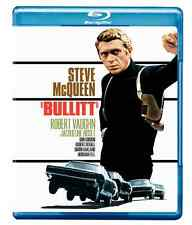 BLU RAY IMPORT ANGLAIS son français 1.0 Bullitt Steve McQueen Comme neuf !