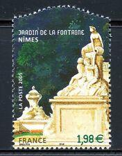 STAMP / TIMBRE FRANCE  N° 3786 ** JARDIN DE LA FONTAINE DE NIMES