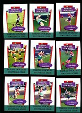 1997 Burnie Dockers RARE Die Cut Football card set 20 cards Tasmanian Tasmania