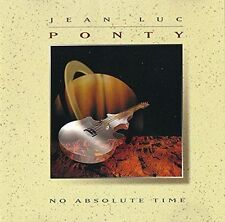 No Absolute Time by Jean-Luc Ponty (CD, Aug-1993, Atlantic Jazz Label)