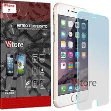 Pellicola in Vetro Temperato Per iPhone 7 Proteggi Salva Schermo Display 4,7