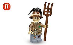 """LEGO Minifigure #71002 Series 11 """"SCARECROW"""""""