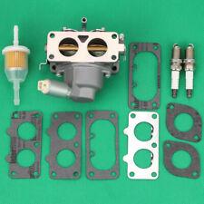 Carburetor For Briggs & Stratton V-TWIN 20HP 21HP 23HP 24HP 25HP 26HP 28HP Engin