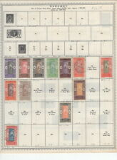 Dahomey On Minkus Album Pages 1899-1970