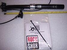 NEW RockShox Reverb Seat Post 31.6mm x 380mm Bled In And Ready To Go