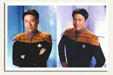 Garrett Wangl alias Harry Kim aus Star Trek VOYAGER - Autogrammfoto  