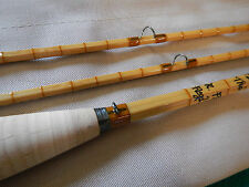 "Hardy ""CC de France"" Ltd Edition N.20 of 25 7' #4 2/2 Split Cane Bamboo Fly Rod"