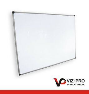 Viz Pro Magnetic Drywipe Whiteboard. 900x600mm