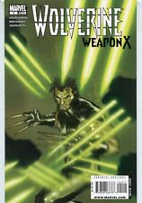 2009 WOLVERINE WEAPON X #2,3,6 (  ASSORTED SET OF 3 ISSUES  )  MARVEL COMICS VF
