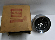 NOS 1960 Lincoln Premiere Continental Mark V Clock Works Perfectly 60