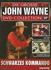 Schwarzes Kommando / John Wayne DeAgostini Collection 37 / DVD