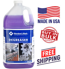 Commercial Heavy Duty Degreaser 1 Gallon Ecolab Concentrated Oil Grease Cleaner