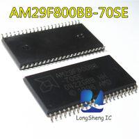 5 pcs AMD AM29F800BB-70SE SOP-44 8 Megabit 1 M x 8-Bit/512 NEW