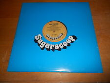 """Man Parrish ft Freeze Force ELECTRO RAP 12"""" SINGLE Boogie Down USA ISSUE"""