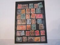 LARGE LOT OF U.S. 19TH CENTURY STAMPS - WONDERFUL ASSORTMENT & BOB - OFC-2