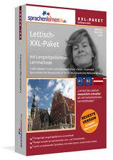 LETTISCH lernen von A bis Z - Sprachkurs-XXL-DVD plus Smartphone-Version