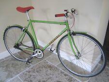 10ce05e7bc4 Rare Italian stylish retro Chesini Scapola lime Bike 3 speed Sturmey Archer