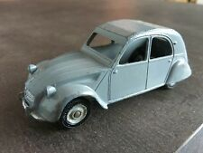 1/43 DINKY TOYS JUNIOR FRANCE 105 RARE CITROEN 2CV BEJ