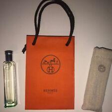 Hermes Hermessence Muguet Porcelaine 15ml EDT Eau de Toilette w/Gift Bag & Pouch