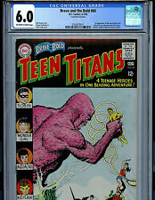 Brave and the Bold #60 Teen Titans CGC 6.0 1965 DC Comics 1st Wonder Girl K13