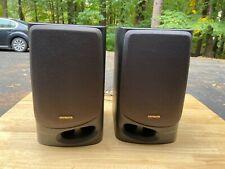 Aiwa Speakers Bass Reflex Speaker System 50W Model: SX-N5200