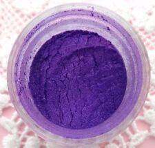 Violet Bright Luster Dust Food Fondant Color Cake Decorating Gum Paste 4g