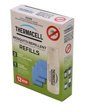 THERMACELL MOSQUITO REPELLER 'REFILLS' - 1 Pack - Allethrin Insect Repellent