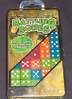 Battling Bones dice game complete pressman games