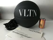 VALENTINO X SPALDING BASKET BALL BLACK & NET/ HOME LUXURY YEEZY SUPREME OFFWHITE