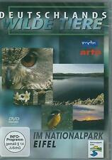 DVD_Deutschlands wilde Tiere - Im Nationalpark Eifel