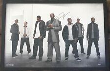 Michael Jordan Signed & Framed Nike Beyond Poster - Upper Deck COA