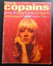Salut les copains - n°57 - 1967 - Adamo, Johnny, Sylvie, Stones, Polnareff, ...