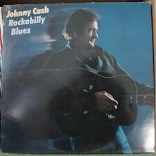 JOHNNY CASH ROCKABILLY BLUES HOLLAND PRESS LP CBS 1980
